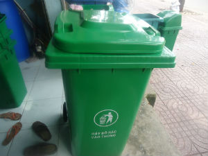 thùng rác văn phòng thùng rác ngoài trời thùng rác inox